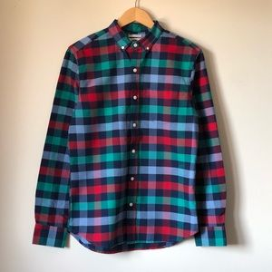 NWT Old Navy Mens Slim fit Button-up shirt - Small